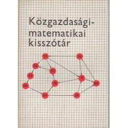 Közgazdasági-matematikai kisszótár