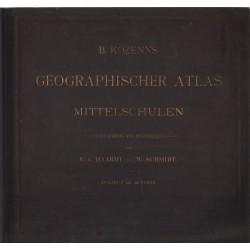 Geographischer Atlas für Mittelschulen