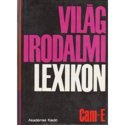 Világirodalmi lexikon kötetei: 2, 5, 6, 7, 8, 9, 10 (7 db)