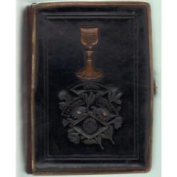 Köz isteni tiszteletre rendelt Énekes-könyv
