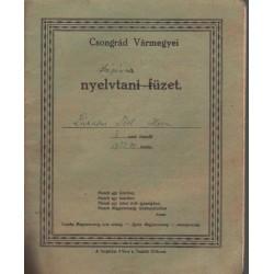 Irredenta (Csongrád Vármegyei) füzetek