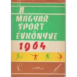 A magyar sport évkönyve 1964