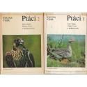 Fauna CSSR 1-3. kötet (4 kötetben)
