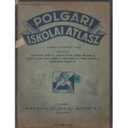 Polgári iskolai atlasz