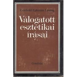 gotthold Ephraim Lessing válogatott esztétikai írásai