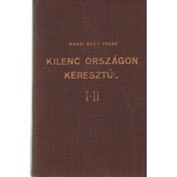 Kilenc országon keresztül I-II. kötet (egyben)