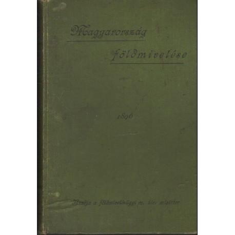 Magyarország földmívelése 1896.