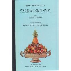 Magyar-franczia szakácskönyv (hasonmás)