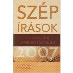 Szép írások 2007