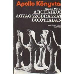 Archaikus agyagszobrászat Boiótiában