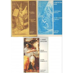 Naftali Kraus könyvek (7 db)