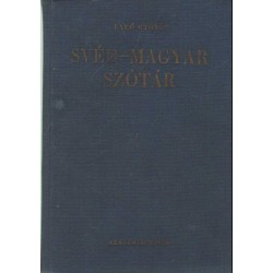 Svéd-magyar szótár (kézi szótár)