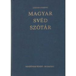 Magyar-svéd szótár (kézi szótár)