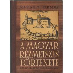 A magyar rézmetszés története