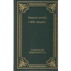 Humoros novellák a XIX. századból
