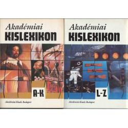 Akadémiai kislexikon I-II.