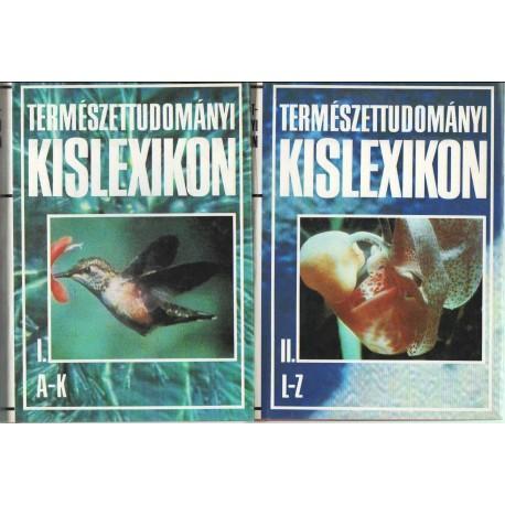Természettudományi kislexikon I-II.
