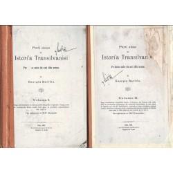 Istori'a Transilvaniei I-II.