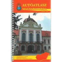 Autóatlasz Magyarország (1:200 000)
