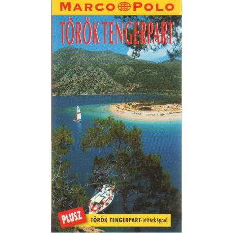 Török tengerpart útitérképpel (Marco Polo)