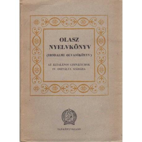 Olasz nyelvkönyv (irodalmi olvasókönyv)