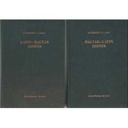 Magyar-latin / latin-magyar szótár