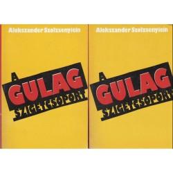 A Gulag szigetcsoport 1918-1956 I-II.