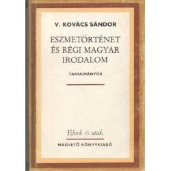 Eszmetörténet és régi magyar irodalom