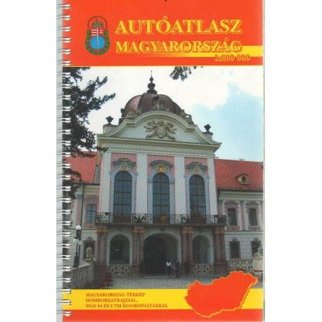 Autóatlasz Magyarország (1 : 200 000)