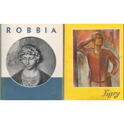 A Művészet Kiskönyvtára sorozat 43. (10 db)