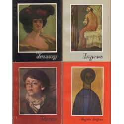 A Művészet Kiskönyvtára sorozat 5. (8 db)
