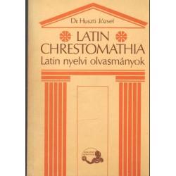 Latin chrestomathia (reprint)