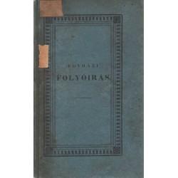 Egyházi folyóírás (1832)