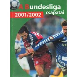 A Bundesliga csapatai 2001/2002