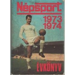 Népsport évkönyv 1973/1974