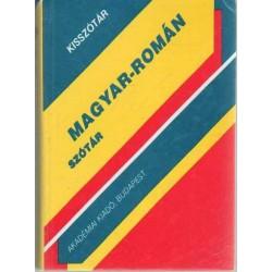 Magyar-román kisszótár (1994)