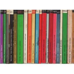 Gyorsuló idő sorozat 20 kötete