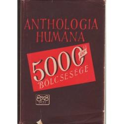 Anthologia Humana