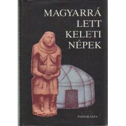 Magyarrá lett keleti népek