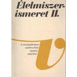 Élelmiszerismeret II. (1986)