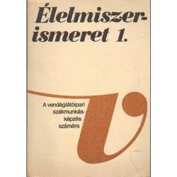 Élelmiszerismeret 1. (1982)