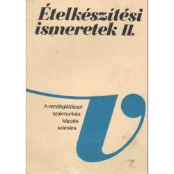 Ételkészítési ismeretek II. (1985)