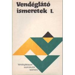 Vendéglátó ismeretek I. (1988)
