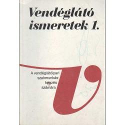 Vendéglátó ismeretek I. (1980)