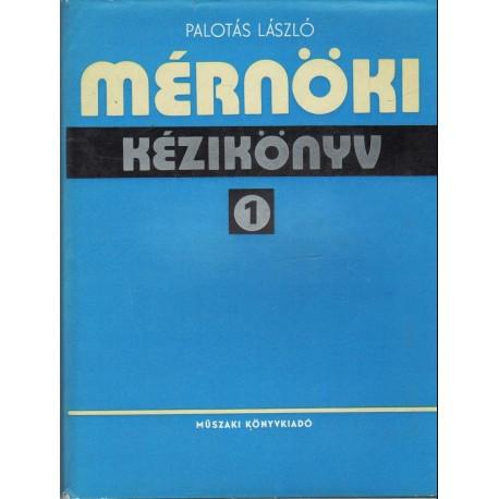 Mérnöki kézikönyv 1. kötet (1981)