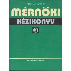 Mérnöki kézikönyv 3. kötet (1985)