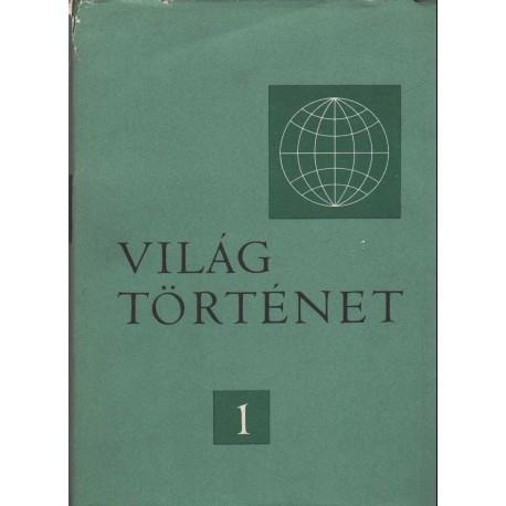 Világtörténet I-X. kötet (1962)