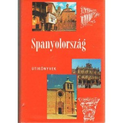 Spanyolország (Panoráma Útikönyvek sorozat)