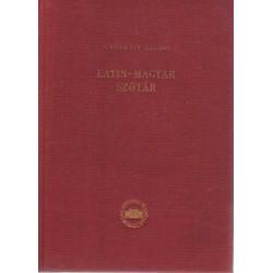 Latin-magyar szótár (1960)