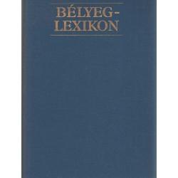 Bélyeglexikon (1988)